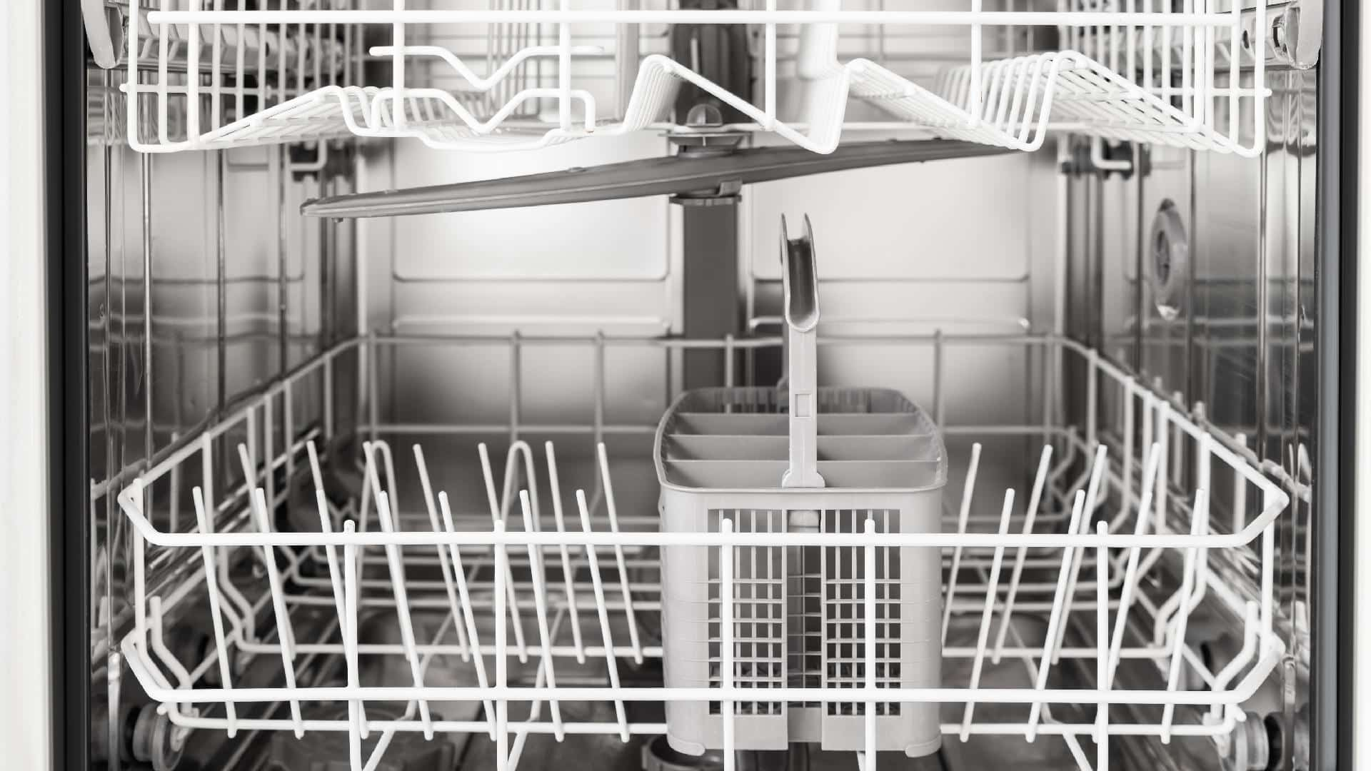 """Featured image for """"5 Reasons Your Dishwasher Smells Like Eggs"""""""